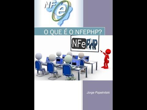 E-book gratuito sobre NFePHP. Como implementar Nota Fiscal Eletrônica (NF-e) no seu ERP