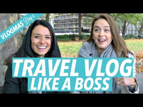 WHAT TIME SHOULD YOU POST YOUR TRAVEL VLOG? ✈️ Q&AMY