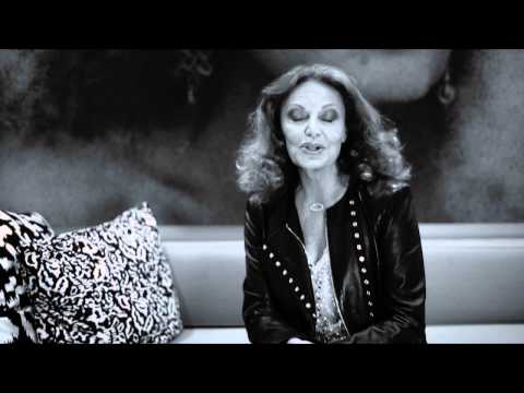 Fashion for Sandy Relief PSA by CFDA President DVF