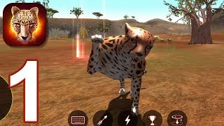 The Cheetah: Online RPG Simulator - Gameplay Walkthrough Part 1 (iOS, Android)