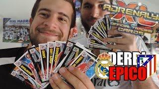 DERBI ADRENALYN | REAL MADRID VS ATLETICO DE MADRID | JUEGO REAL CON ADRENALYN XL 2016-17