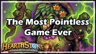 [Hearthstone] The Most Pointless Game Ever