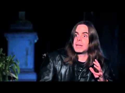 El Rostro Amenazante Dross en el programa de TV Voces Anónimas