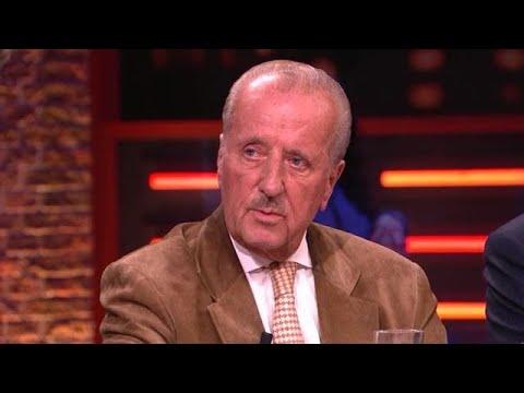 Theo Hiddema raakte in conflict met Max Moszkowicz - RTL LATE NIGHT MET TWAN HUYS