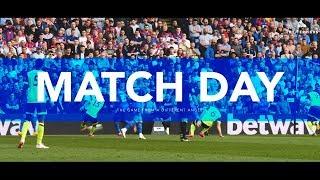 ⚽️ MATCH DAY | Crystal Palace vs Huddersfield Town