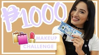 P1000 Makeup Challenge | Nicole Andersson