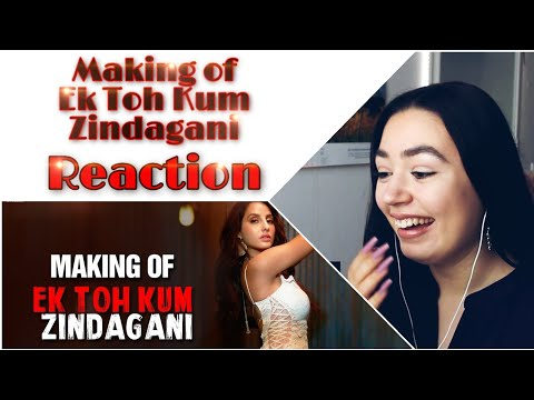 making-of-ek-toh-kum-zindagani-|-marjaavaan-|-nora-fatehi-|-sidharth-m-|-german-girl-reaction