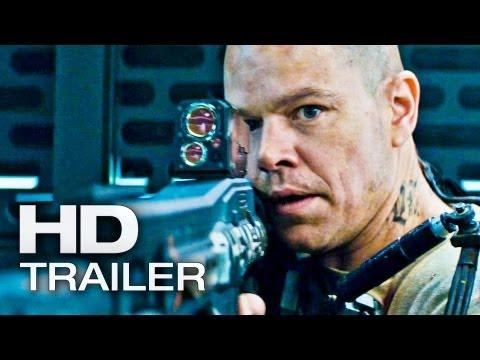 ELYSIUM Offizieller Trailer 2 Deutsch German | 2013 Official Matt Damon [HD]
