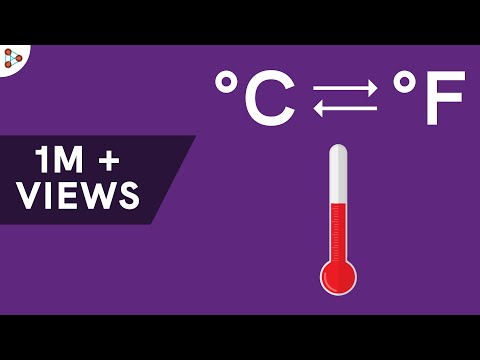 Temperature Conversion Trick (Fahrenheit Celsius)