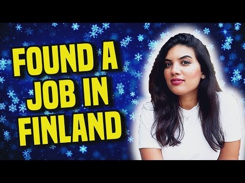 How To Find A Job In Finland As A Foreigner - Malak's Success Story