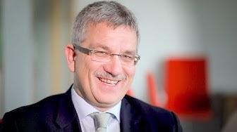 Ressources humaines et finances - Martial Pasquier, Vice-recteur