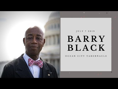 Barry Black, 7 July 2019, 8:30 AM