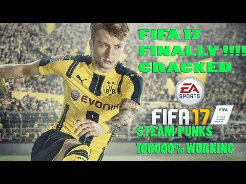 FIFA 17 STEAM PUNKS CRACK AND UPDATE 100% WORKING