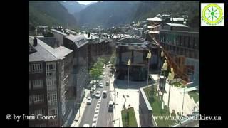 видео Туры в Андорра ла Велья
