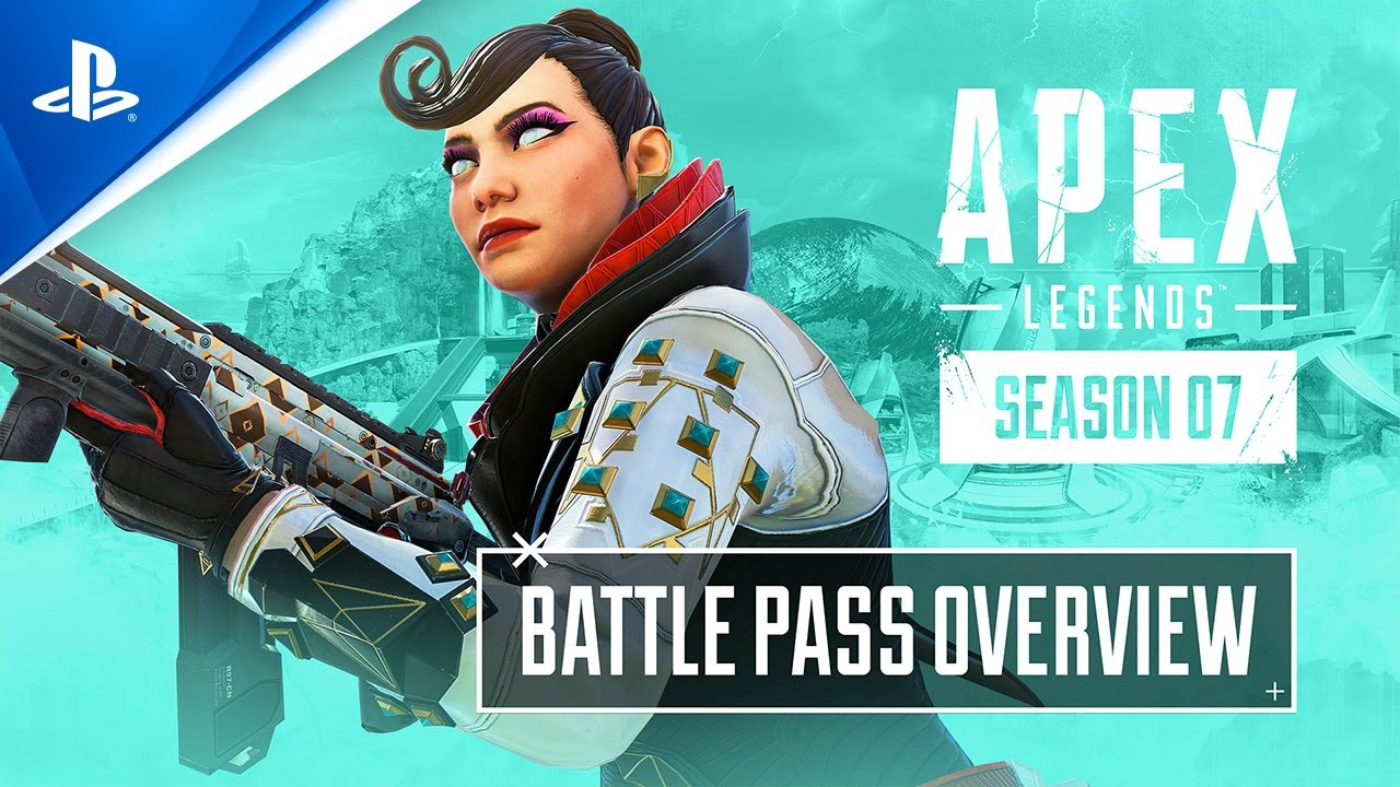 Apex Legends Season 7 - Trailer Battle Pass