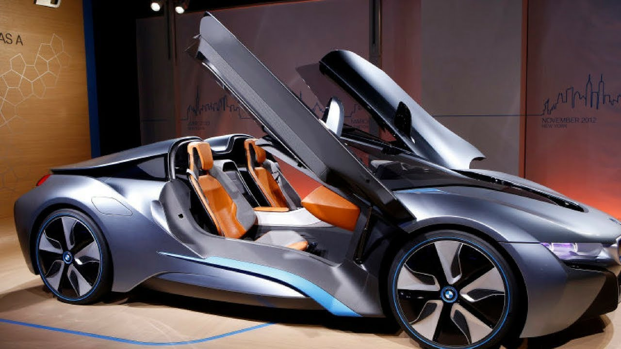 New Bmw I8 Roadster Review Bmw I8 Roadster Price 2018 Bmw I8 Car