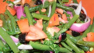 Green Bean Salad | Quick & Easy