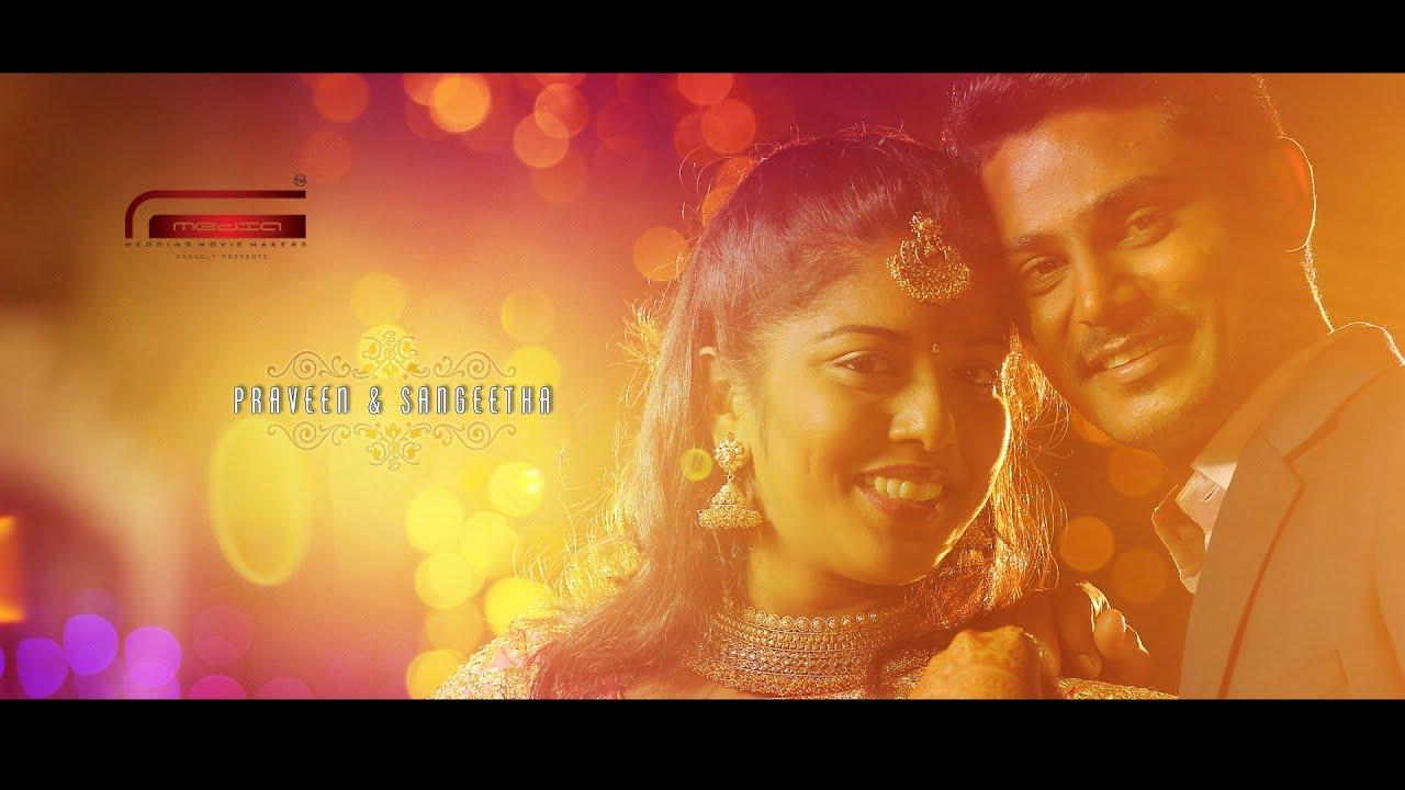 Grand South Indian Wedding PRAVEEN SANGEETHA
