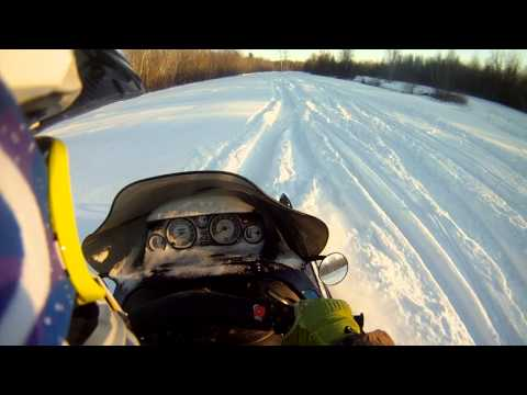 Ski-Doo Grand touring 700 triple 1998