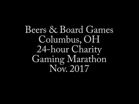 Crab Dash - Beers & Board Games of Columbus (Extra Life Charity Event)