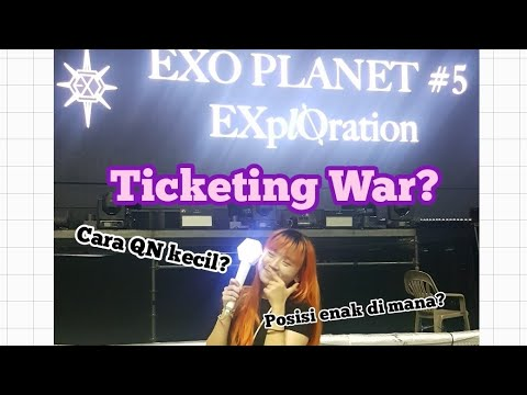 TICKETING WAR 101! - Basic Tips, QnA, Experience Sharing