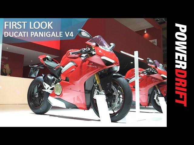 Ducati Panigale V4 Price Specs Mileage Reviews