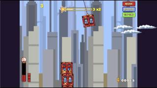 Tower Bloxx Game Flash Demo.