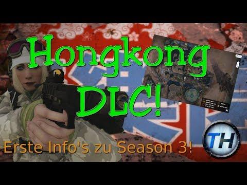 HONGKONG DLC! Erste Info's zur Map, Patchgröße & OP's? - Rainbow Six Siege german