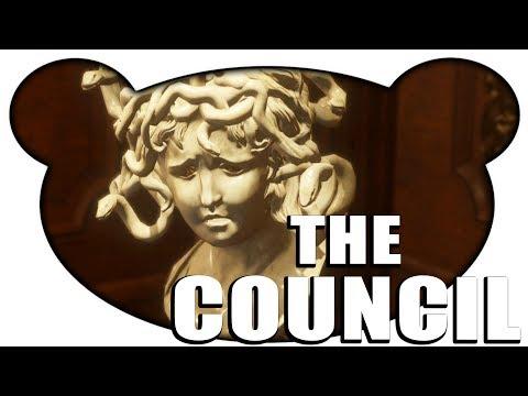 The Council #08 - Das Geheimnis der Medusa (Let's Play Gameplay German Deutsch)