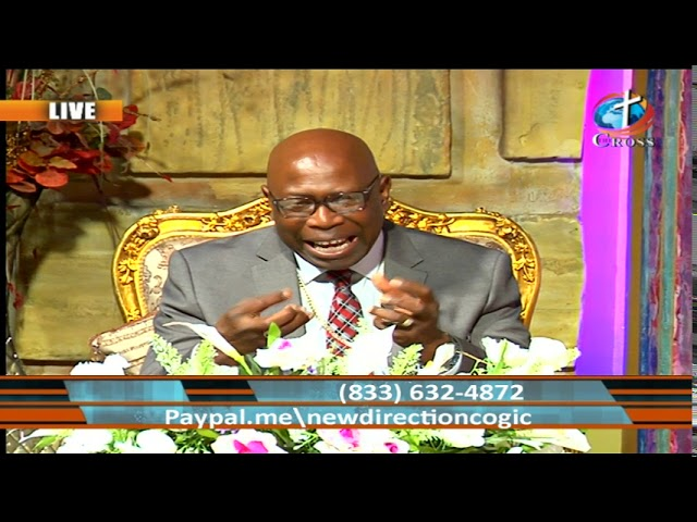 God Is Great with Bishop Raymond E. Watts 07-08-2019