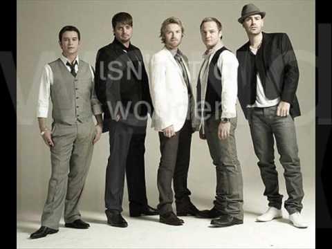 Boyzone - Isn't It A Wonder (With Lyrics)
