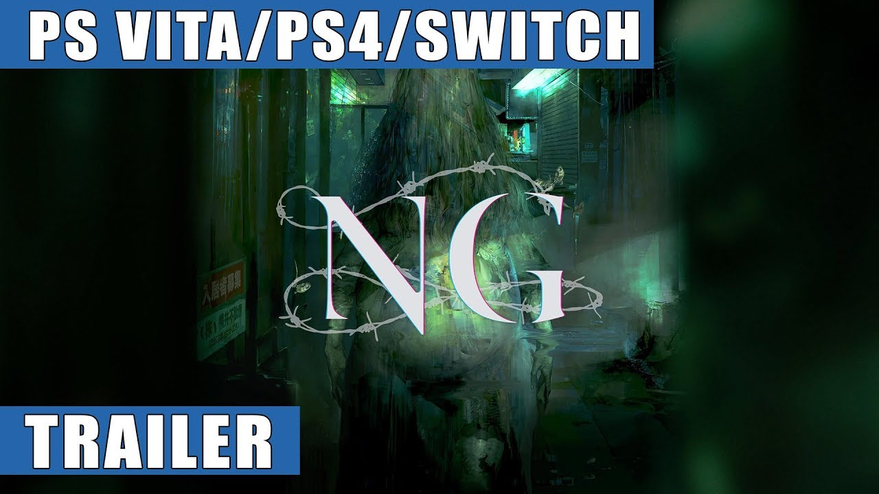 NG - Announcement Trailer (PS Vita/PS4/Switch) - YouTube