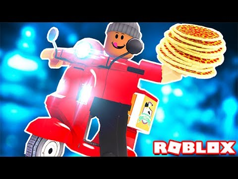 WORKING AT A PIZZA PLACE IN ROBLOX