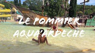 Camping ciela village - Le Pommier Aqua'Ardèche