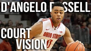 D'Angelo Russel: Court Vision