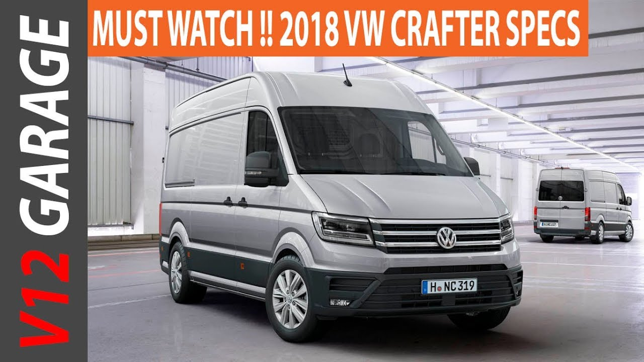 hot news 2018 vw crafter specs and dimensions youtube. Black Bedroom Furniture Sets. Home Design Ideas