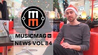 Musicmag TV News #84: Сверхдешевый MIDI-секвенсор, оркестр Кустурицы в VST формате и др.