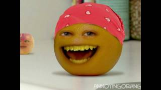 Annoying Orange Kitchen Intruder  +  music video download + song  download