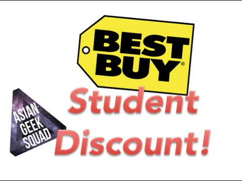 How to SIGNUP for Best Buy Student Discount