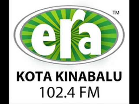 ERA FM TV: Nah Kena Sudah Kau - Eric.Di Petang Era KK