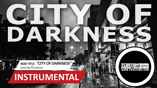 "Dark, Underground Hip Hop Beat - ""City of Darkness"" (prod. by @TCustomz) Rap Instrumental"
