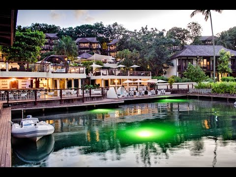 This is Paradise!!! Capella Marigot Bay Resort in St Lucia