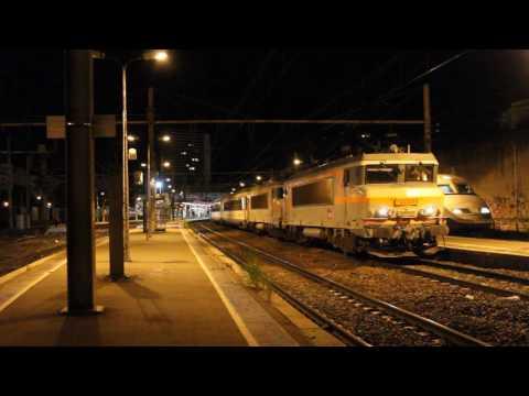 Le train de nuit en 22200