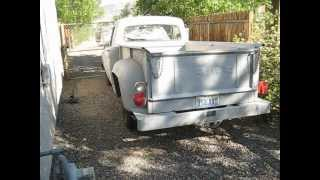 1965 F100 390 FE Exhaust Cam Idle