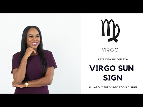 ALL ABOUT VIRGO ZODIAC SIGN