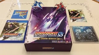 Limited Run Games Dariusburst Chronicle Saviours LE unboxing