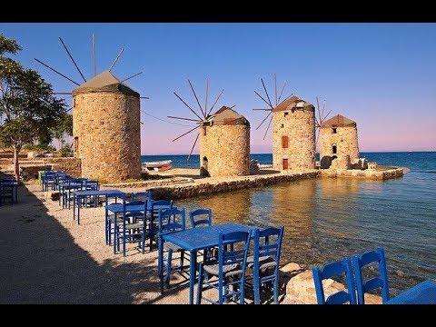 Sakız adası (Chios)
