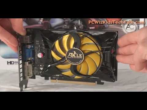 Axle 3D Geforce GT 240 - Video Card Review
