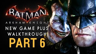 Batman: Arkham Knight Walkthrough - Part 6 - North Refrigeration