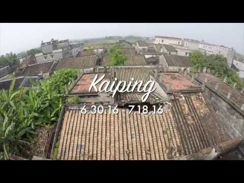 Adventures in Kaiping